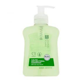 Co Op Aloe Vera Anti Bacterial Handwash 250ml