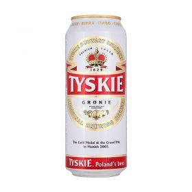 Tyskie Gronie Polish Beer 500ml