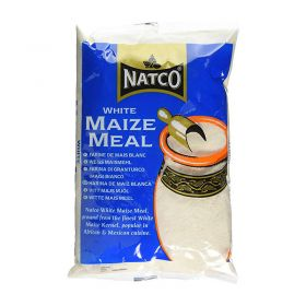 Natco White Maize Meal 1.5 Kg