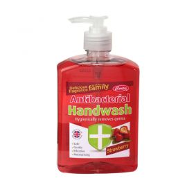 Certex Strawberry Antibacterial Handwash 500ml