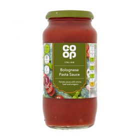 Co Op Bolognese Pasta Sauce 500g