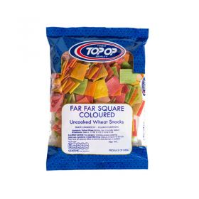 Top-Op Far Far Squares Coloured 250g