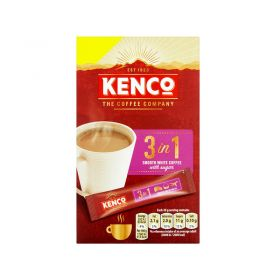 Kenco 3 In 1 Instant Smooth White Coffee 20g