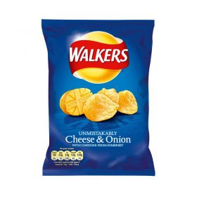 Walkers Cheese & Onio 35g