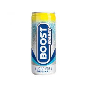 Boost Energy Sugar Free Original