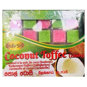 Indu Sri Coconut Toffee 200g
