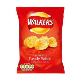 Walkers Ready Salted 50g