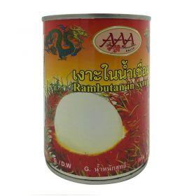 AAA Rambutan In Syrup 525g