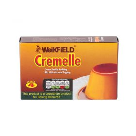 Weikfield Cremelle Pudding Mix 70 G