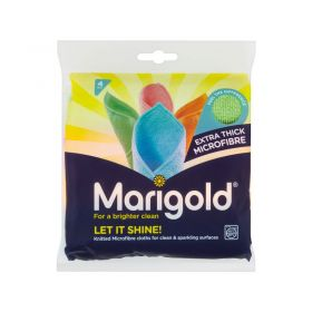 Marigold Microfibre Cloths 4 Pack