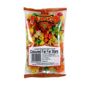 Fudco Far Far Stars Coloured 250g