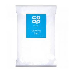 Co Op Cooking Salt 1.5 Kg