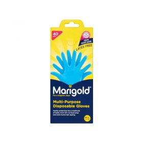 Marigold Extra Safe Gloves 40 Pack