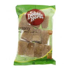 Double Horse Jaggery 1Kg