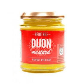 Heritage Dijon Mustard 185g