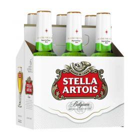Stella Artois Premium Lager Beer 12x284ml