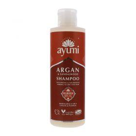 Ayumi Argan & Sandalwood Shampoo 250 ml