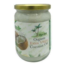 Virgin Island Organic Extra Virgin Coconut Oil
