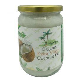 Virgin Island Organic Extra Virgin Coconut Oil