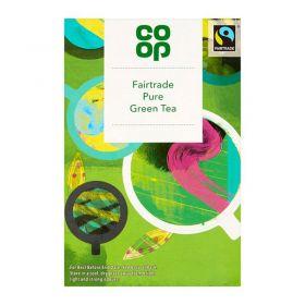 Co Op PureGreen Tea, 20 Tea Bags