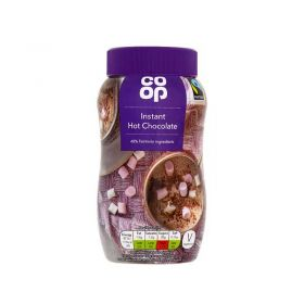 Co OP Instant Hot Chocolate Drink 400g