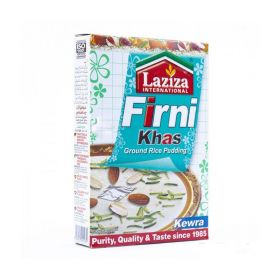 Laziza Khas Firni, Ground Rice Pudding 150g