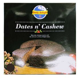 Daily Delight Dates And Cashew 300g