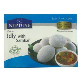 Neptune Frozen Idli With Sambar 500g