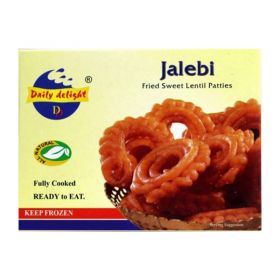 Daily Delight Jalebi Red 300g