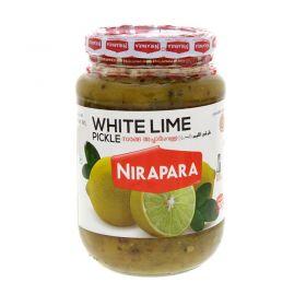 Nirapara White Lime Pickle 400g