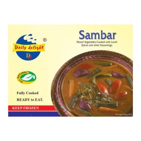 Daily Delight Vegetables Sambar Mix 320g