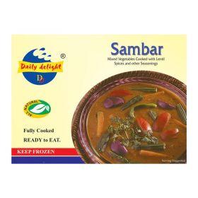 Daily Delight Vegetables Sambar Mix 320g