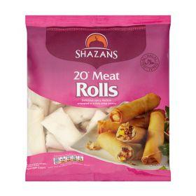 Shazans 20 Meat Rolls