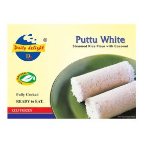 Daily Delight Frozen Puttu White 350g