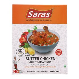 Saras Butter Chicken Gravy 400g