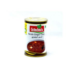 Grandma's Ginger Curry Paste 450g