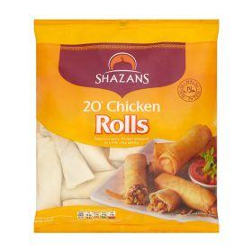 Shazans 20 Chicken Rolls