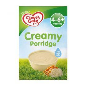 Cow & Gate Creamed Porridge 125g