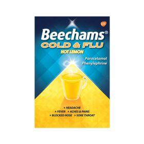 Beechams Cold & Flu 5 Sachets