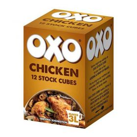 Oxo Chicken Stock Cubes 71g
