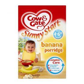 Cow & Gate Sunshine Banana 125g