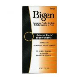 Bigen Hair Colour Powder, Oriental Black #59 6g