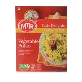 MTR Ready To Eat Vegetable Pulao 250g