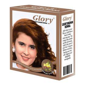 Glory Light Brown Henna 10g