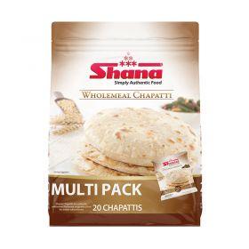Shana Wholemeal Chapatti 320g