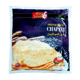 Mon Salwa Frozen Chapati Family Pack 20, 1 Kg