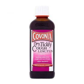 Covonia Dry & Tickly Cough Linctus Syrup 170g