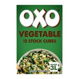 Oxo Vegetable Cubes 71g