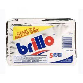 Brillo 5 Multi-Use Soap Scrub Pads