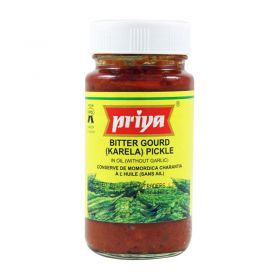 Priya Bitter Gourd Pickle 300g